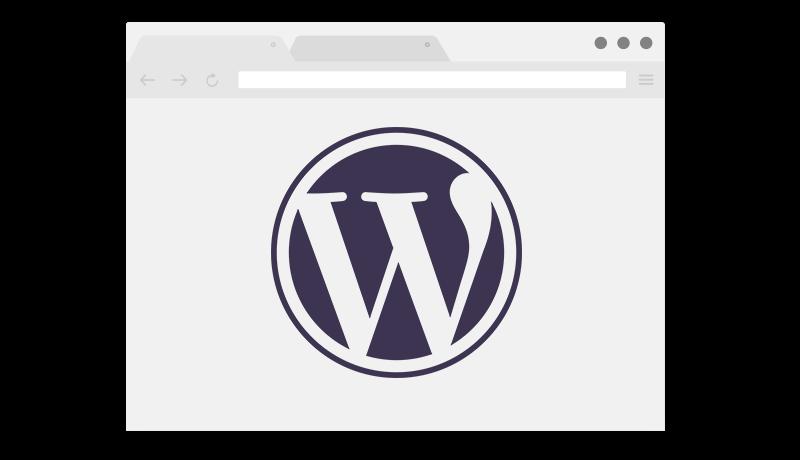 Verkkosivut Wordpressilla
